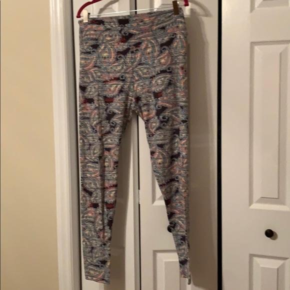 LuLaRoe Pants - TC leggings